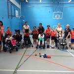 Enfield  School's Boccia Tournament Final