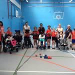 Enfield  School's Boccia Tournament Final